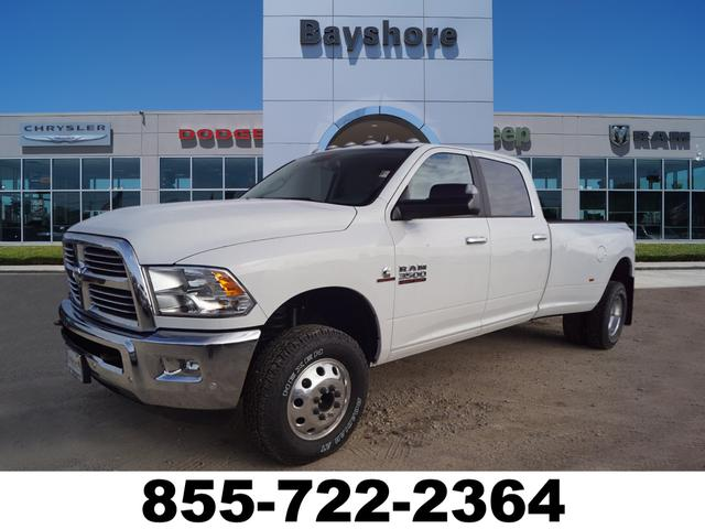 2018 Ram 3500 Crew Cab DRW 4x4,  Pickup #D181677 - photo 1
