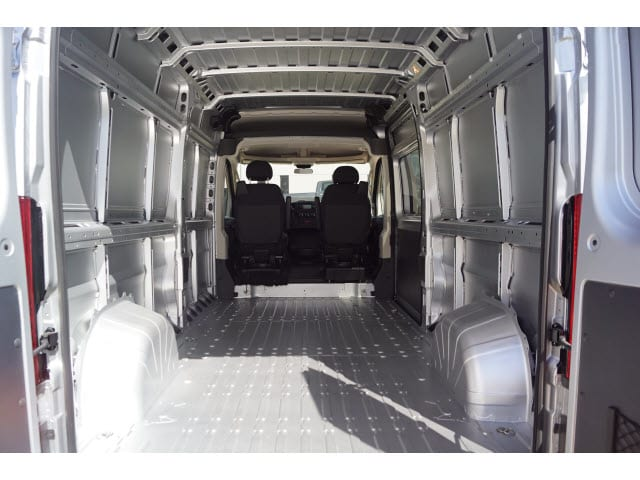 2018 ProMaster 2500 High Roof FWD,  Empty Cargo Van #D181777 - photo 2