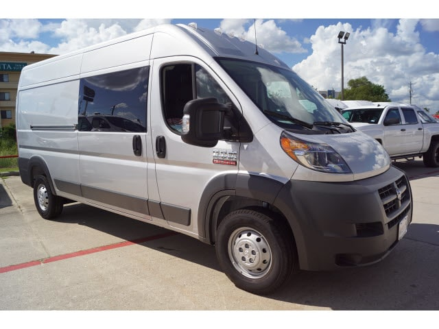 2018 ProMaster 2500 High Roof FWD,  Empty Cargo Van #D181777 - photo 8