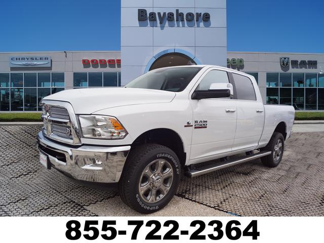 2018 Ram 2500 Crew Cab 4x4,  Pickup #D181900 - photo 1