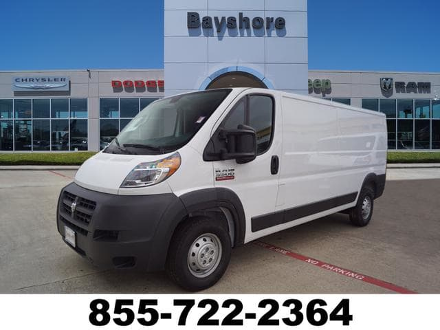 2018 ProMaster 3500 High Roof FWD,  Empty Cargo Van #D181901 - photo 1