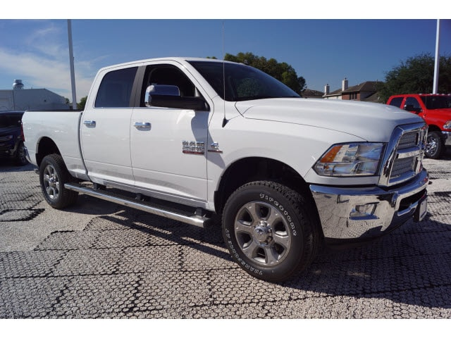 2018 Ram 2500 Crew Cab 4x4,  Pickup #D181908 - photo 10