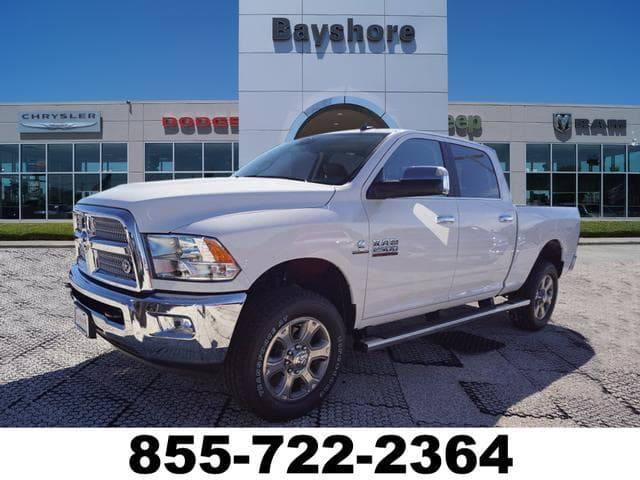 2018 Ram 2500 Crew Cab 4x4,  Pickup #D181908 - photo 1