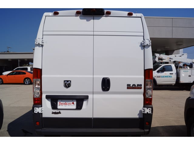 2018 ProMaster 2500 High Roof, Cargo Van #D18200 - photo 2