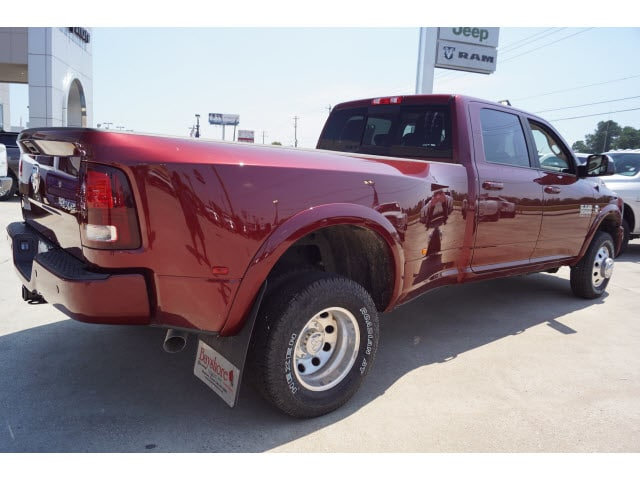 2018 Ram 3500 Crew Cab DRW 4x4, Pickup #D18264 - photo 3