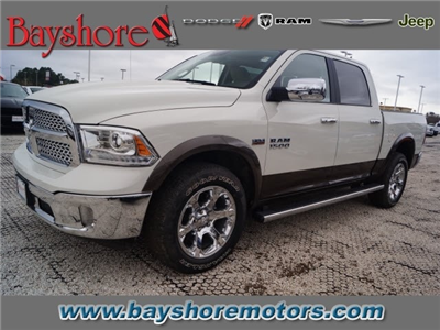 2018 Ram 1500 Crew Cab 4x4, Pickup #D18269 - photo 1