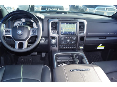 2018 Ram 1500 Crew Cab 4x4, Pickup #D18281 - photo 3