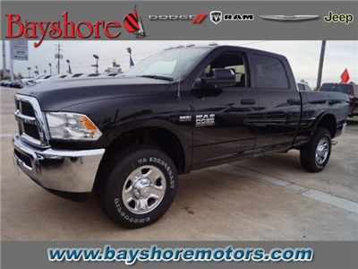 2018 Ram 2500 Crew Cab 4x4, Pickup #D18308 - photo 1