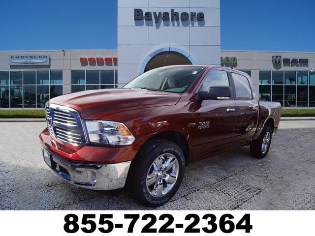 2018 Ram 1500 Crew Cab 4x4,  Pickup #D18405 - photo 1