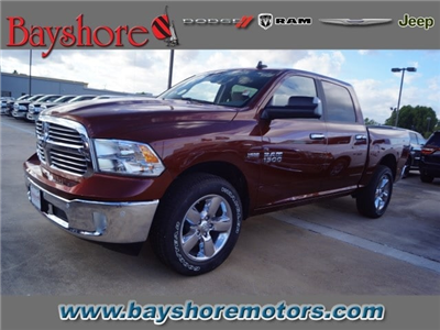 2018 Ram 1500 Crew Cab 4x4, Pickup #D18439 - photo 1