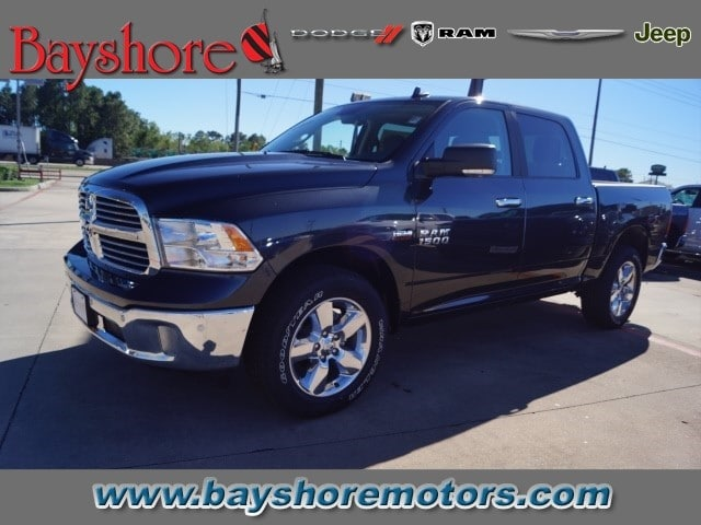 2018 Ram 1500 Crew Cab 4x4, Pickup #D18440 - photo 1