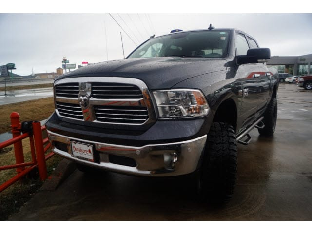 2018 Ram 1500 Crew Cab 4x4, Pickup #D18440 - photo 9