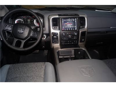 2018 Ram 1500 Crew Cab 4x4, Pickup #D18440 - photo 12
