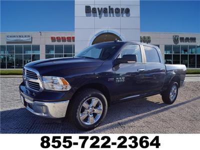 2018 Ram 1500 Crew Cab 4x4, Pickup #D18441 - photo 1