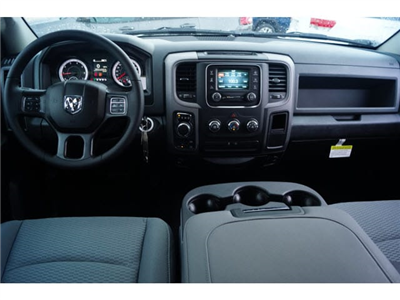 2018 Ram 1500 Crew Cab 4x4, Pickup #D18536 - photo 3