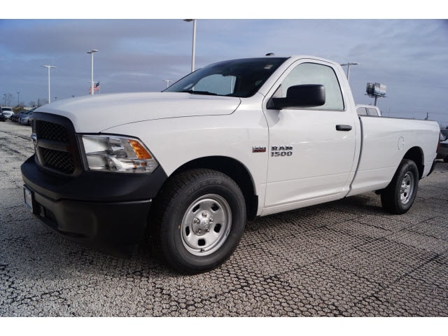 2018 Ram 1500 Regular Cab, Pickup #D18565 - photo 9