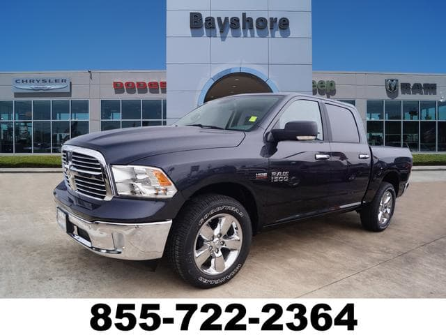2018 Ram 1500 Crew Cab 4x4,  Pickup #D18604 - photo 1