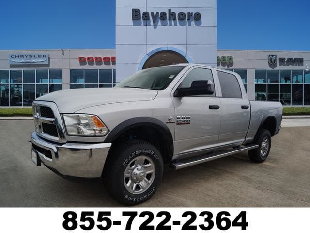 2018 Ram 2500 Crew Cab 4x4,  Pickup #D18821 - photo 1