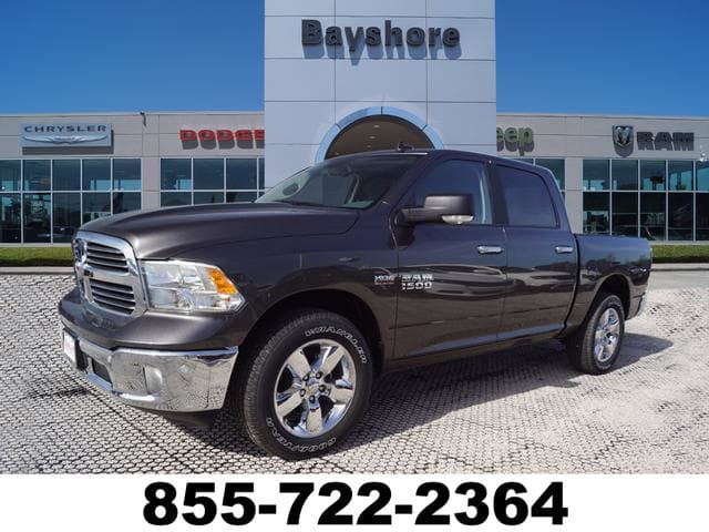 2018 Ram 1500 Crew Cab 4x4,  Pickup #D18970 - photo 1