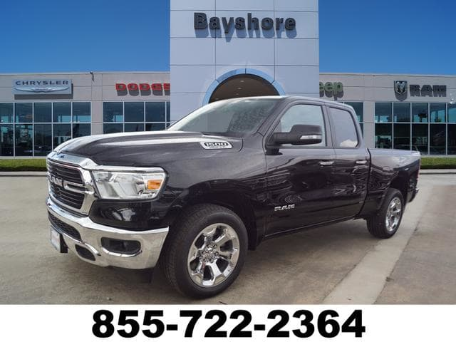 2019 Ram 1500 Quad Cab 4x2,  Pickup #D19160 - photo 1