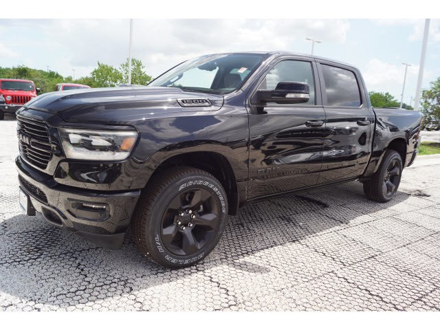 2019 Ram 1500 Crew Cab 4x4,  Pickup #D19184 - photo 1