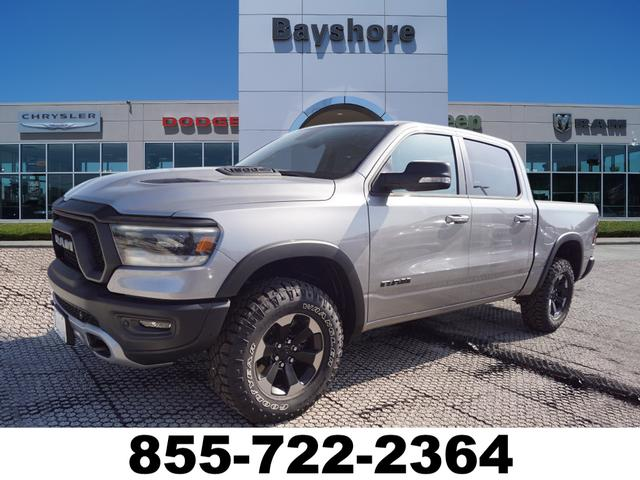 2019 Ram 1500 Crew Cab 4x4,  Pickup #D19192 - photo 1