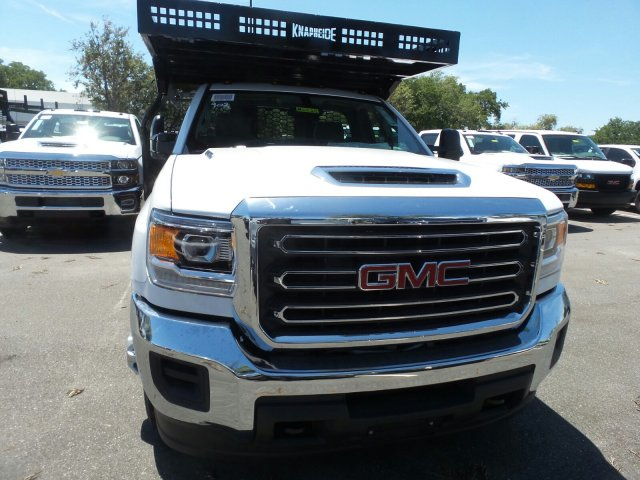 2019 Sierra 3500 Regular Cab DRW 4x2, Knapheide Concrete Concrete Body #M5528 - photo 1