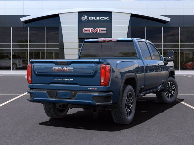 2021 GMC Sierra 3500 Crew Cab 4x4, Pickup #M6460 - photo 2
