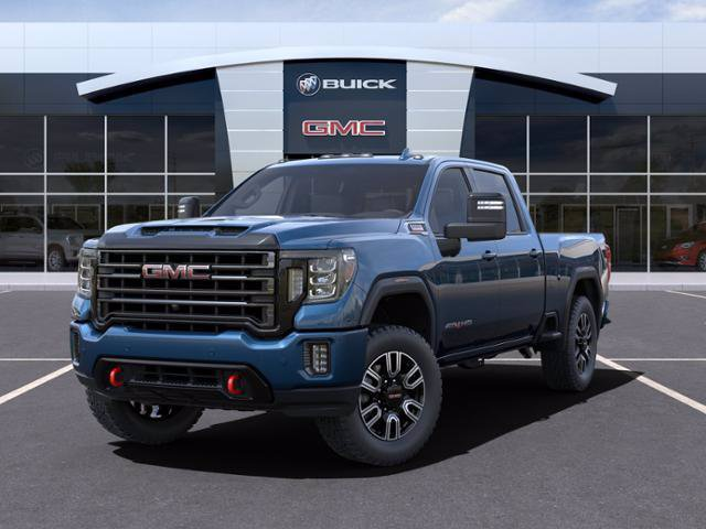 2021 GMC Sierra 3500 Crew Cab 4x4, Pickup #M6460 - photo 8