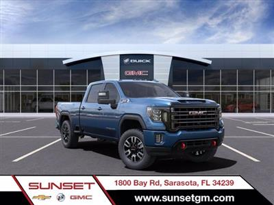 2021 GMC Sierra 3500 Crew Cab 4x4, Pickup #M6460 - photo 1