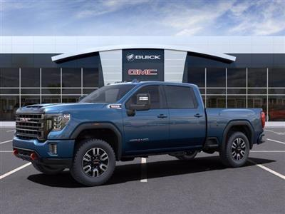 2021 GMC Sierra 3500 Crew Cab 4x4, Pickup #M6460 - photo 4