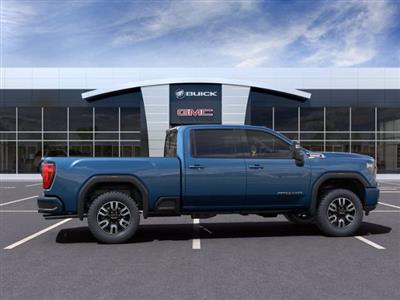 2021 GMC Sierra 3500 Crew Cab 4x4, Pickup #M6460 - photo 7
