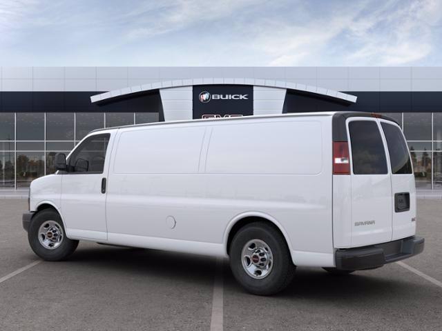 2020 GMC Savana 2500 4x2, Masterack Upfitted Cargo Van #M6470 - photo 4