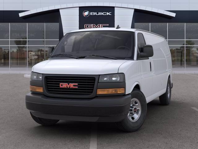 2020 GMC Savana 2500 4x2, Masterack Upfitted Cargo Van #M6470 - photo 6