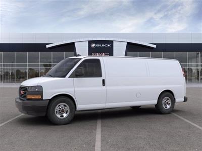 2020 GMC Savana 2500 4x2, Masterack Upfitted Cargo Van #M6470 - photo 3