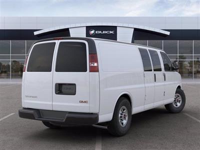 2020 GMC Savana 2500 4x2, Masterack Upfitted Cargo Van #M6470 - photo 2