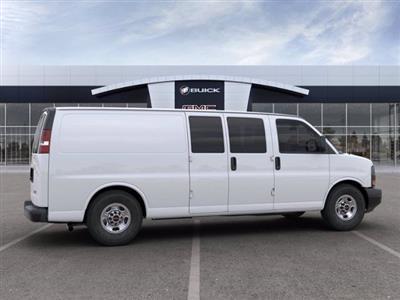 2020 GMC Savana 2500 4x2, Masterack Upfitted Cargo Van #M6470 - photo 5
