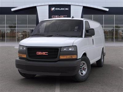 2020 GMC Savana 2500 4x2, Masterack Upfitted Cargo Van #M6479 - photo 6
