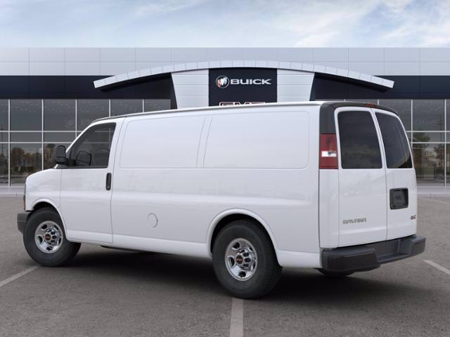 2020 GMC Savana 2500 4x2, Masterack Upfitted Cargo Van #M6484 - photo 4
