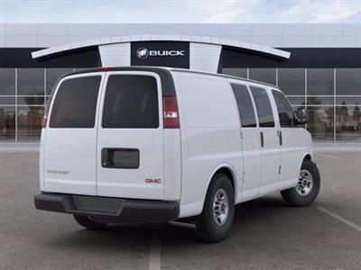 2020 GMC Savana 2500 4x2, Masterack Upfitted Cargo Van #M6484 - photo 2