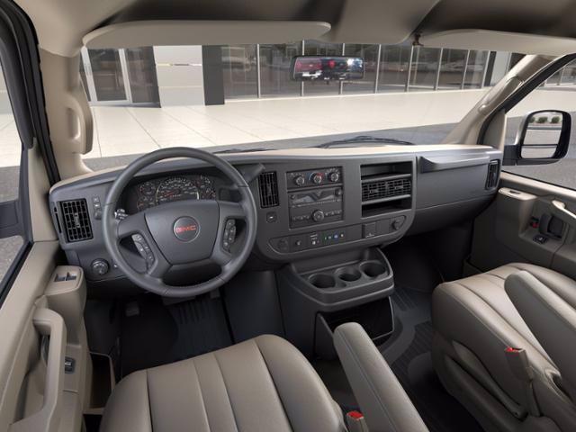 2020 GMC Savana 2500 4x2, Masterack Upfitted Cargo Van #M6490 - photo 10