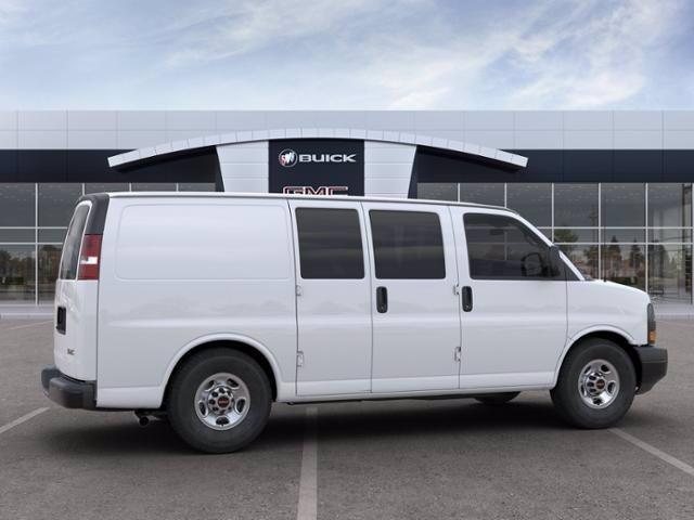 2020 GMC Savana 2500 4x2, Masterack Upfitted Cargo Van #M6524 - photo 4