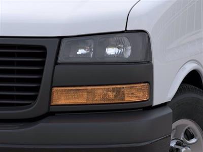 2020 GMC Savana 2500 4x2, Masterack Upfitted Cargo Van #M6524 - photo 8