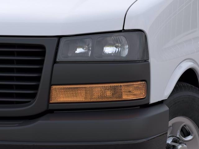2020 GMC Savana 2500 4x2, Masterack Upfitted Cargo Van #M6527 - photo 8