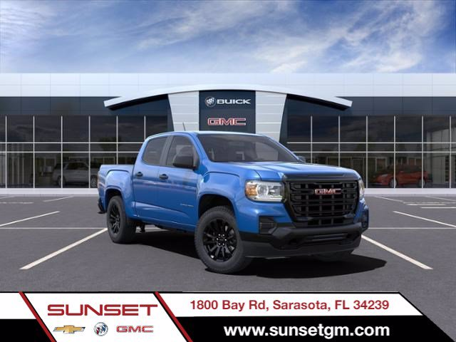 2021 GMC Canyon Crew Cab 4x2, Pickup #M6589 - photo 1