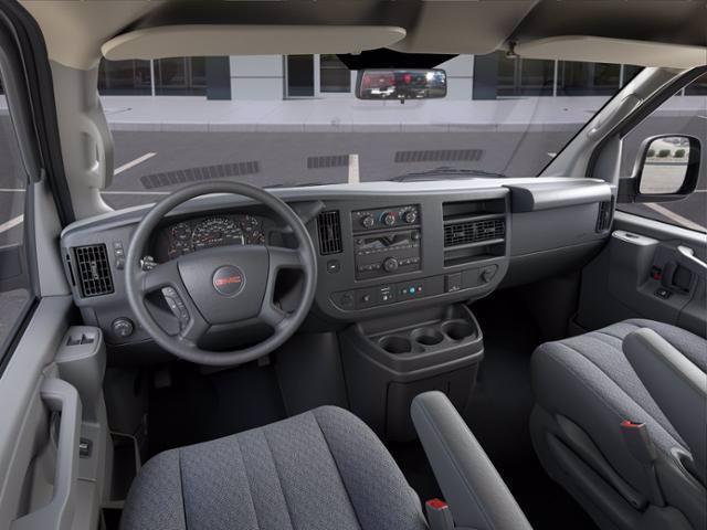 2021 GMC Savana 2500 4x2, Masterack Upfitted Cargo Van #M6607 - photo 12