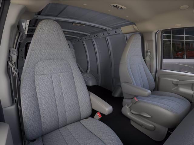 2021 GMC Savana 2500 4x2, Masterack Upfitted Cargo Van #M6607 - photo 13