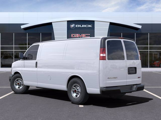 2021 GMC Savana 2500 4x2, Masterack Upfitted Cargo Van #M6607 - photo 4