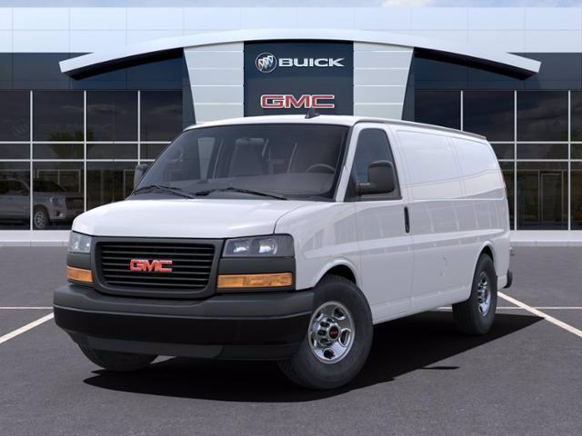 2021 GMC Savana 2500 4x2, Masterack Upfitted Cargo Van #M6607 - photo 6