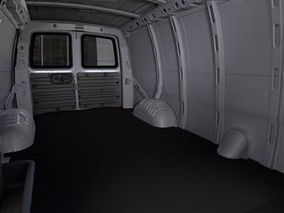 2021 GMC Savana 2500 4x2, Masterack Upfitted Cargo Van #M6607 - photo 14